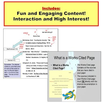 Bibliography and Works Cited PowerPoint