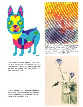 Bibliography of Color Prints