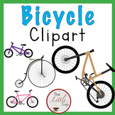 Bicycle Clipart for All Riding Styles