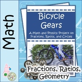 Bicycle Gears Project Only: A Math Project on Fractions, R