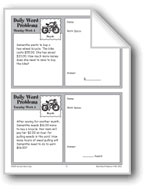 Bicycle (Grade 3 Daily Word Problems-Week 4)
