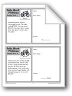 Bicycle (Grade 3 Daily Word Problems-Week 4)