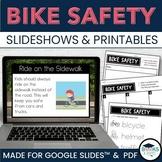 Bicycle Safety Slideshow for Google Slides™