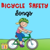 Bicycle Safety: Songs, Posters, Writing Prompts, Fun for End of School!