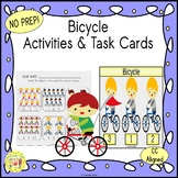 Bicycle Activities and Task Cards