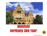 Bielefeldt Germany Tour Project  - distance learning