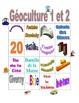 Bien Dit 1 Chapitres 1 et 2 Géoculture Bingo and worksheet