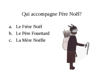 Noel en France - French 2 Christmas Powerpoint