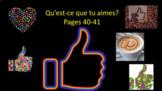 Bien Dit 1 Chapter 2 part 1 Vocabulary Powerpoint