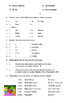 Bien Dit 1 - Final Exam Chapters 1-4.1 Study Guide Answers