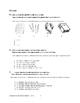 Bien Dit 1 - Final Exam, Chapters 4-6