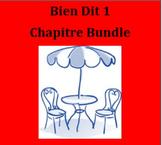 Bien Dit 1 Full French I curriculum Mega Bundle