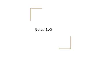 Bien Dit 1v2 Notes Powerpoint