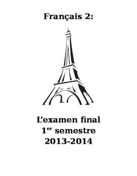 Bien Dit 2 - Final Exam - Semester 1