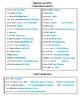 Bien Dit 2 vocabulary list chapitre 2 - vocabulaire 1 - on fait la fête