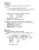 Bien Dit 3 Chapitre 6 Grammaire Study guide