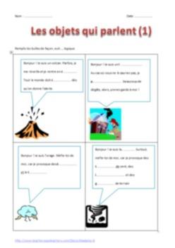 Bien Dit 3 Chapitre 7 vocabulary 1