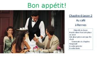 Bien Dit Chapter 6 Lesson 2 PowerPoint