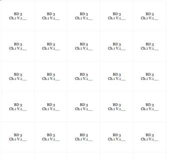 Bien Dit! Level 3 Chapter 1 Vocabulary jigsaw puzzle BUNDLE
