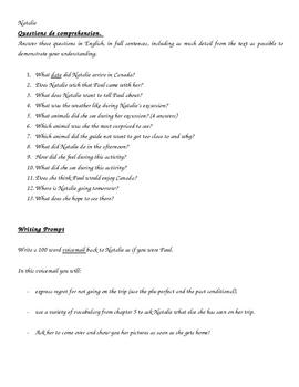 Bien Dit Level 3 Chapter 5 Activity