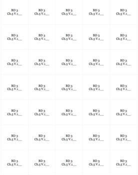French Bien Dit! Level 3 Chapter 5 Vocabulary jigsaw puzzle BUNDLE