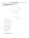 Bien Dit 3 Géoculture and culture worksheet chapters 5 - 6