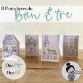 Bien-Être Activity Distance Learning 8 House Mini-Village (la Santé) French