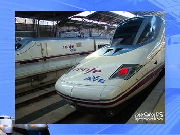 Buen Viaje 2 - 1.1 - La estación del Tren - El Ave