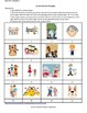 Bien dit 1 Chapitre 3: Family vocabulary partner matching activity