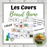 Bien dit 1 Chapitre 4: Les cours board game