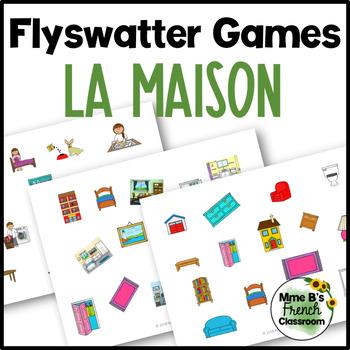 Bien dit 1 Chapitre 8: A la maison flyswatter games
