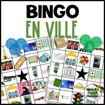 Bien dit 1 Chapitre 9: En ville Bingo