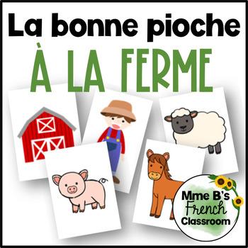 Bien dit 2 Chapitre 6: Go fish/jeu de pioche: A la ferme
