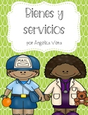 Bienes y servicios (Goods and services SPANISH)