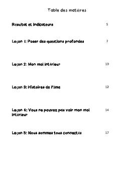 """Bienêtre 3 """"Moi intérieur"""""""