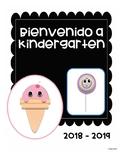 Bienvenido a kindergarten