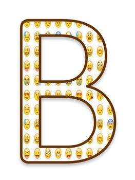 Bienvenidos Emojis