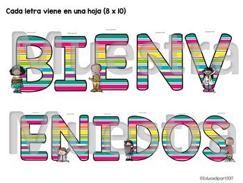 Bienvenidos Letras Melonheadz