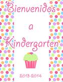 Bienvenidos a Kindergarten