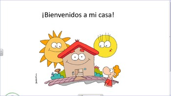 Mi casa y mi familia 2 - family and house bundle