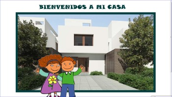 Mi casa y mi familia 3 - family and house bundle