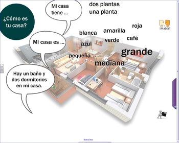 Mi casa y mi familia 5 - family and house bundle