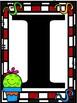 Bienvenidos motivo Cactus negro y rojo