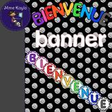 Bienvenue Banner