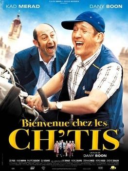 Bienvenue Chez les Ch'tis (Welcome to the Sticks) - film guide