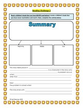 Big 10 Summer Reading Challenge