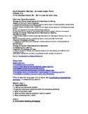Big 6 Research lessons -- bundled plans