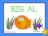 Big Al ~ 36 pgs. Common Core Activities