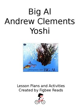 Big Al Lesson Plans and Activities