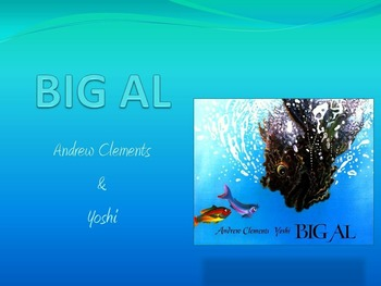 Big Al by Clements and Yoshi, Text Talk Collaborative Conversations